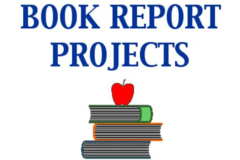 10 Book Report Templates Free Samples, Examples